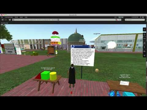 An overview of Second Life - Technical glossary
