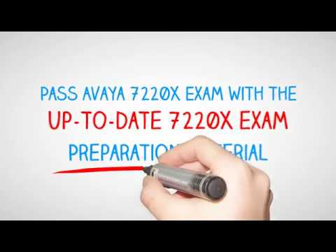 7220X - Avaya ACSS 7220X Exam Dumps Updated 2017 | 7220X Exam Questions