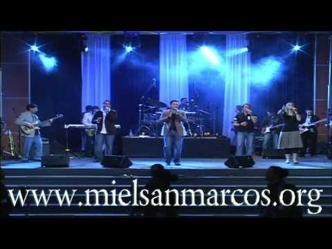 NUEVO!!!   GRANDE Y FUERTE - MI DIOS ES REAL - MIEL SAN MARCOS - (HD) HIGH DEFINITION