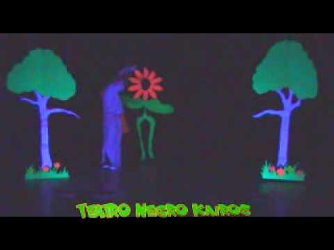 Teatro Negro Kairos Show 2009