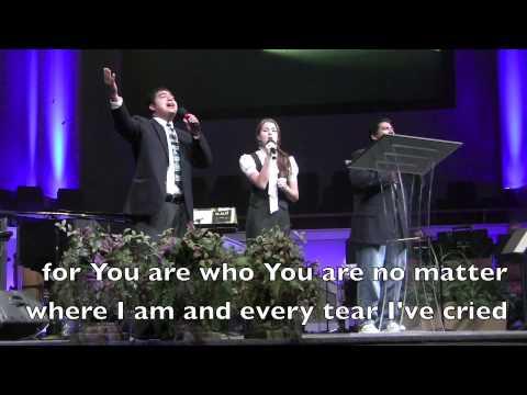 Praise you in the Storm - LIve - Samaritan Revival