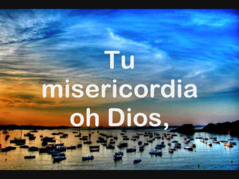 Jacobo Ramos: Tu Misericordia