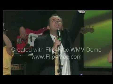 Tim Holland - El Es El Rey (Iglesia Mundo De Fe / Carrollton,Texas) 4/05/09