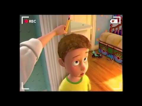 Toy Story 1 y 3 - Hay un amigo en mí - Castellano