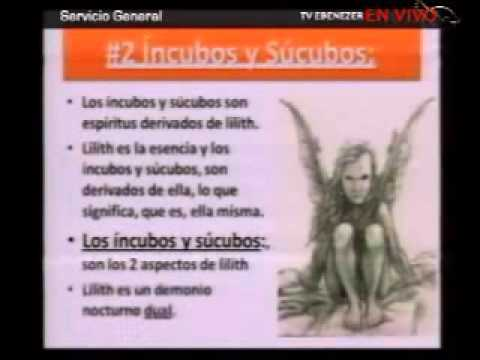 La Estructura De Lilith - Apostol Mario Rivera