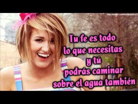 Britt Nicole - Caminar Sobre El Agua (Video y Letra HD) Traducido al Español [Pop/ R&B Cristiano]
