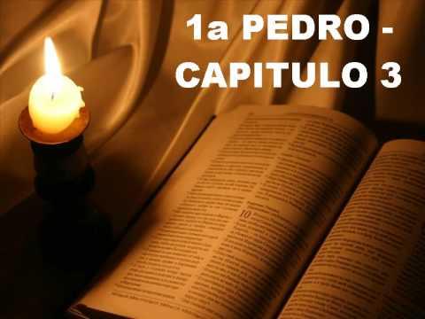 1a PEDRO CAPITULO 3
