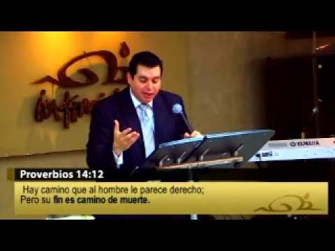 Pastor Hector Moran - Las Sendas Antiguas  - Parte 1 -  Intimidad con Dios - Guatemala