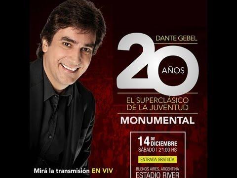 """Dante Gebel: """"El Superclásico 2013 en River"""" (el evangelio de la cruz)"""