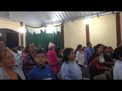 VIDEO DE NUESTRA CONGREGACION.