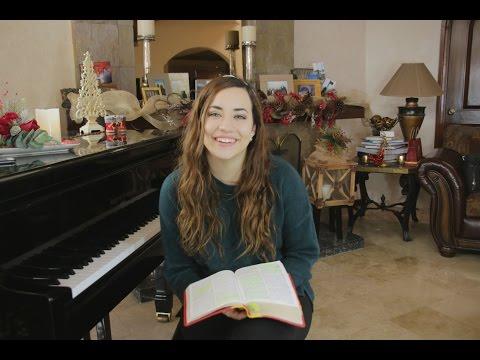 ¿Porqué Jesús vino a nacer en la tierra? (Mensaje de Navidad). - Majo Solís