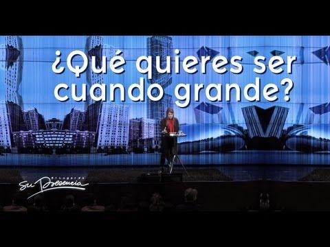 ¿Qué quieres ser cuando grande? - Natalia Nieto - 18 Septiembre 2013