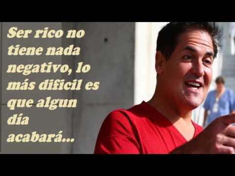 Estas son las palabras del millonario Mark Cuban.