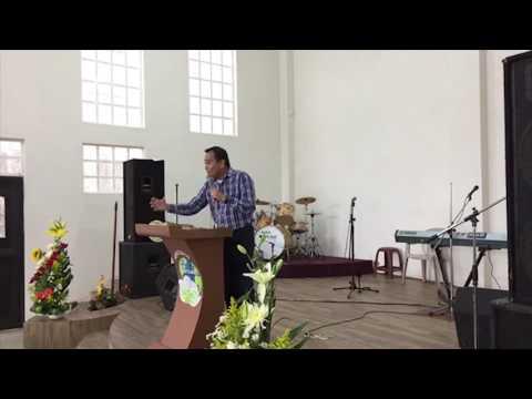 Todos tenemos algo que dar - Luis Bravo, Iglesia El Renuevo