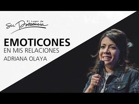 Emoticones en mis relaciones - Adriana Olaya - 23 Marzo 2017 | Reunión de mujeres