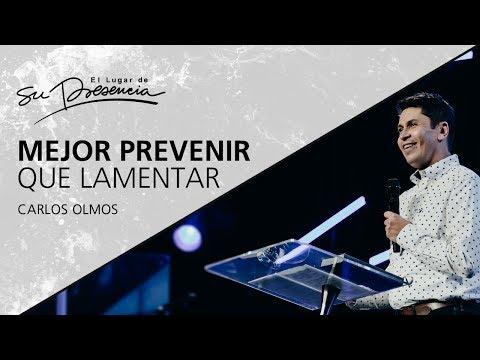Mejor prevenir que lamentar - Carlos Olmos - 28 Junio 2017