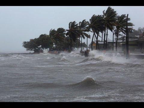 Miami Bajo el Poder del Huracan Irma | DRAMATICAS Imagenes