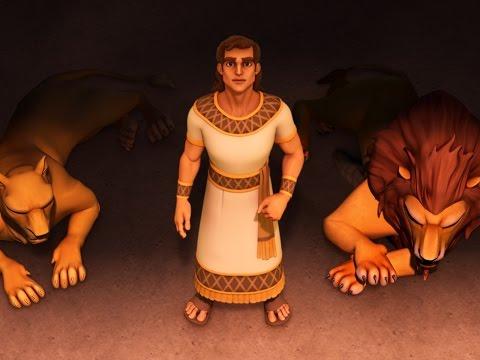 La historia de Daniel - Dibujos Animados