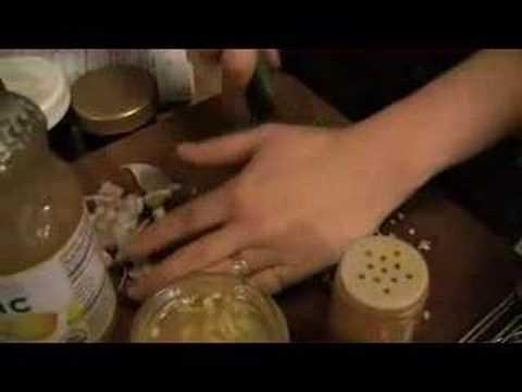 Garlic Ginger Cough Syrup