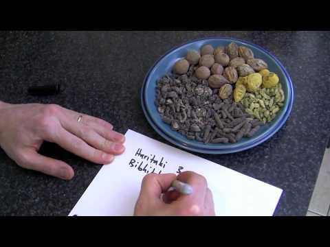 How to make herbal pills