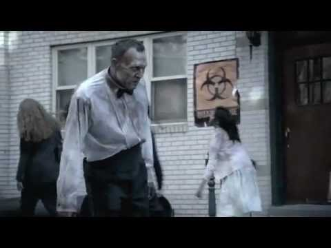 New York Lottery Zombies Commercial