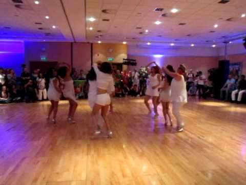 Los Mujeres de Amsterdam 2nd @ Dias Cubanos rueda competition 2011