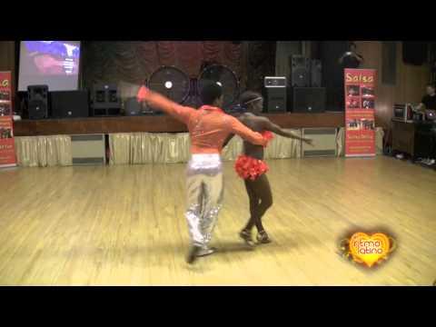 Jhon y Yudi colombian Colombian Salsa show