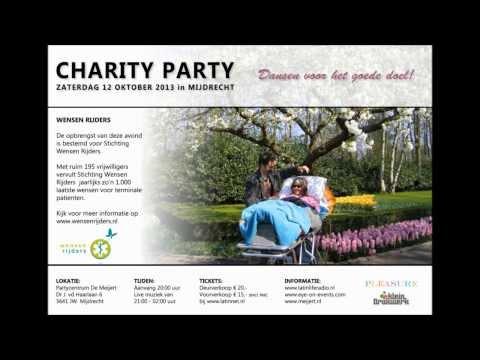 MIJDRECHT: Charity Party 12 oktober 2013