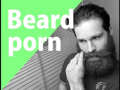 growing a beard - vlog 40 WARNING! Beard pornographic content. Viewer discretion is adviced