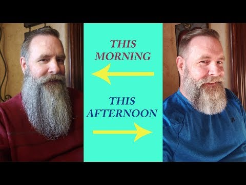 My Beard Trim Experience