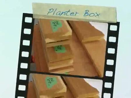 A Simple Planter Box