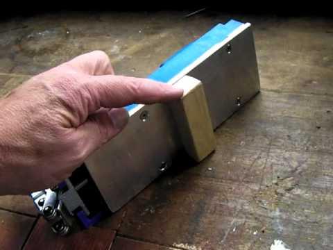 Kreg K3 Master System bench mounting plate.MP4