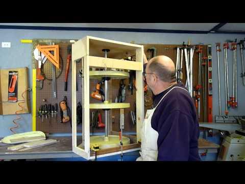 progress on upper cabinet.MOV