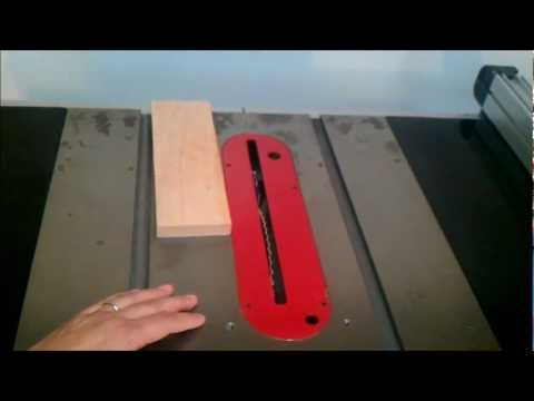 How to Wax a Table Saw Top