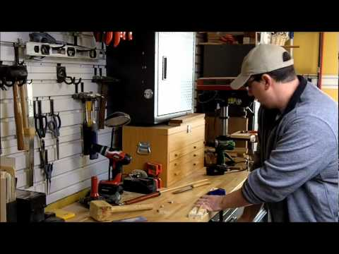 Chief's Shop: Making Your Own Pocket Hole Plugs
