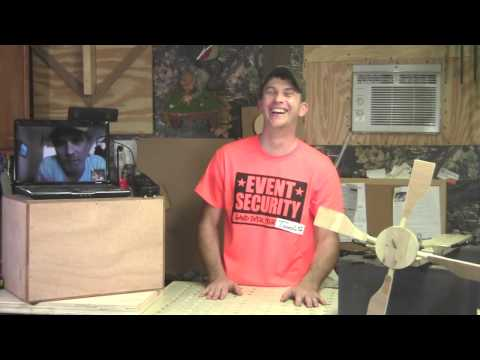 Woodworking Contest - Whirligig Wars