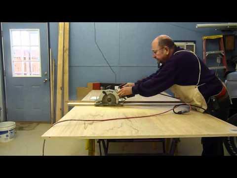 cutting 4x8 plywood revised.wmv