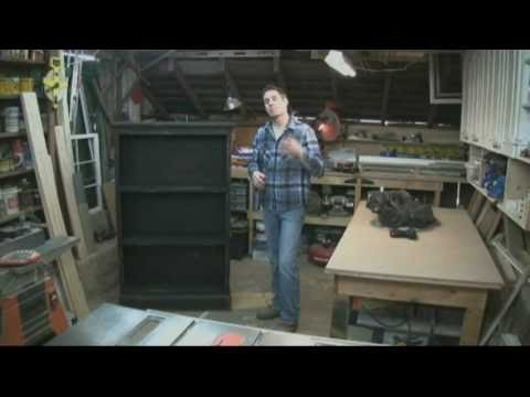 How to Build a Bookcase - Part 1