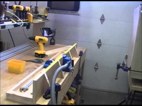 My trusty Kreg Jig and its uses!