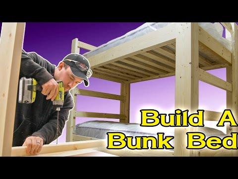 Make a Bunk Bed