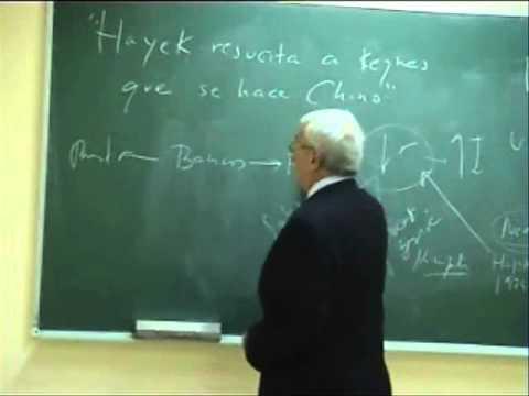 """""""Keynes versus Hayek con China al fondo.- ( II )"""""""