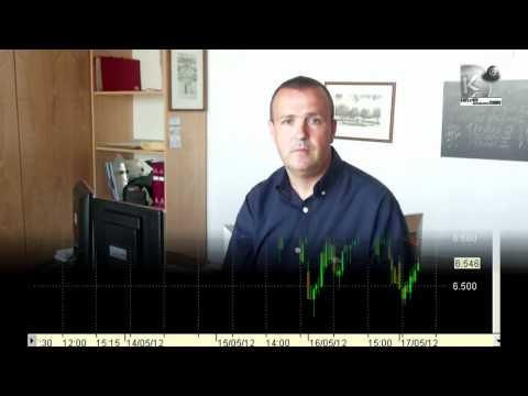 Los mercados hoy (Kostarof Tv) 17/05/2012
