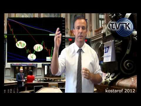 Los mercados hoy (Kostarof Tv) 17/08/2012