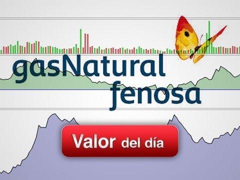 Trading de Gas Natural Fenosa por Marc Ribes en Estrategias Tv (04.07.13)
