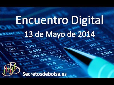 Video Analisis con Jose Manuel Fernandez: BME, Santander, Sacyr, Abengoa, Nike, Danone, Loreal... 14-05-14
