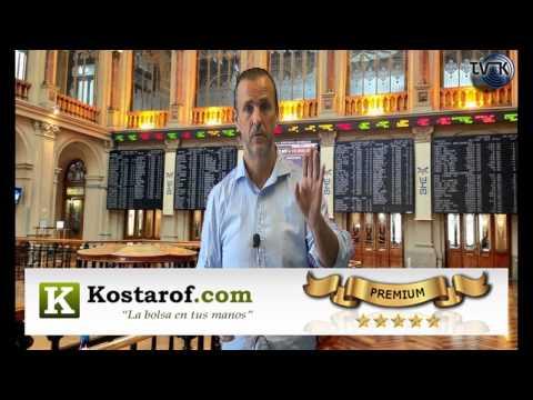 Video Analisis: Los mercados hoy por Kostarof: IBEX35, Ezentis, Jazztel, Telefonica, Santander, Repsol 18-09-14