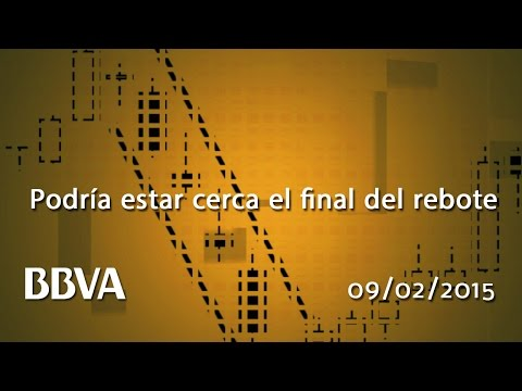Video Analisis tecnico BBVA: Podría estar cerca el final del rebote 09-02-15