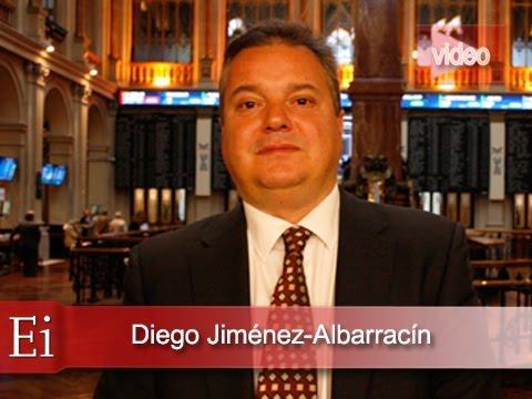Video Analisis con Diego Jiménez-Albarracín de Deutsche Bank: IBEX35, OHL, Jazztel, Grecia... 27-05-15