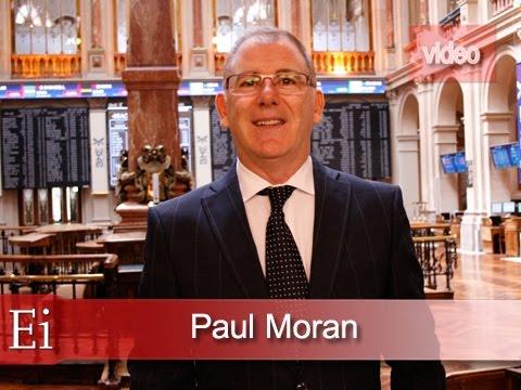 """Video Analisis con Paul Moran de IEB: """"EEUU es la economía más importante del mundo. China es grande pero no es fuerte"""" 07-09-15"""
