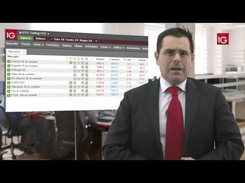 Video Analisis: Las caídas en Europa acusan una debilidad importante por IG